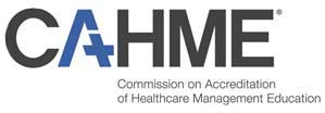 CAHME Commission on Accreditation of Healthcare Management Education